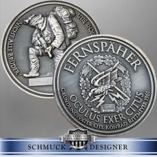 Individuelle Münzen und Coins