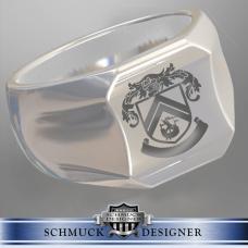 Siegelringe escudo