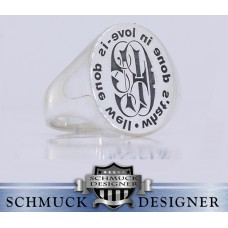 Siegelring Ringdesigner
