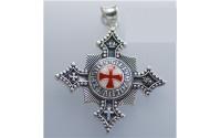 Templar cross Anhänger