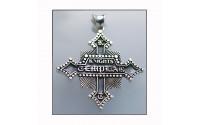 Silberkreuz Templer